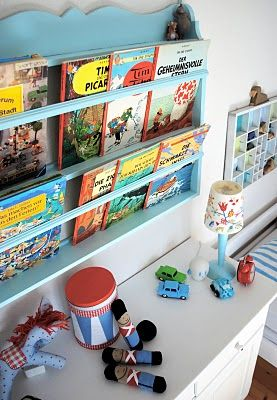 Picture book shelf - mamas kram