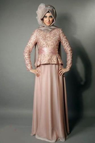 Inilah Model Kebaya Muslim Modis Khusus Remaja Putri เดรส Kebaya
