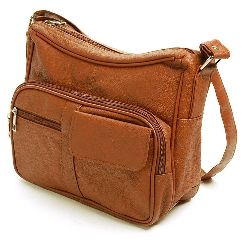 Genuine Leather Backpack with Convertible Strap Super Soft Leather ...