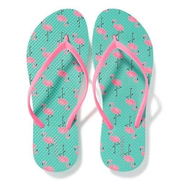 Women/'s Flip Flops Sandals Summer Beach Pool Tropical Teal Blue NWT