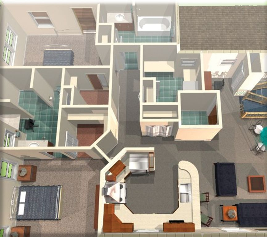 Exceptional Design Your Own Home Using Best House Design Software