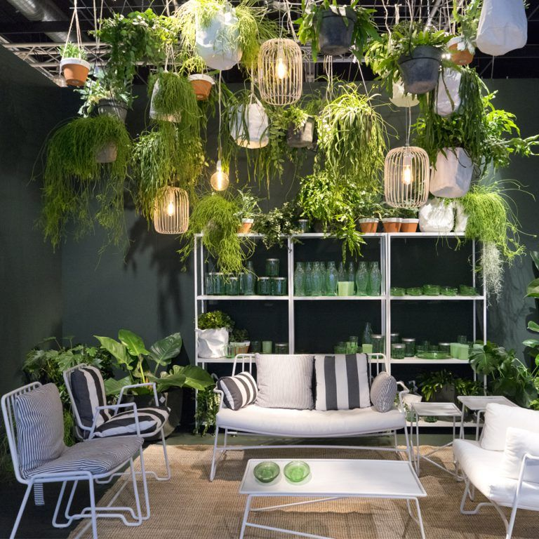 12 Nursery Trends For 2017: Plant Trends From Maison Et Objet 2017 In Paris -