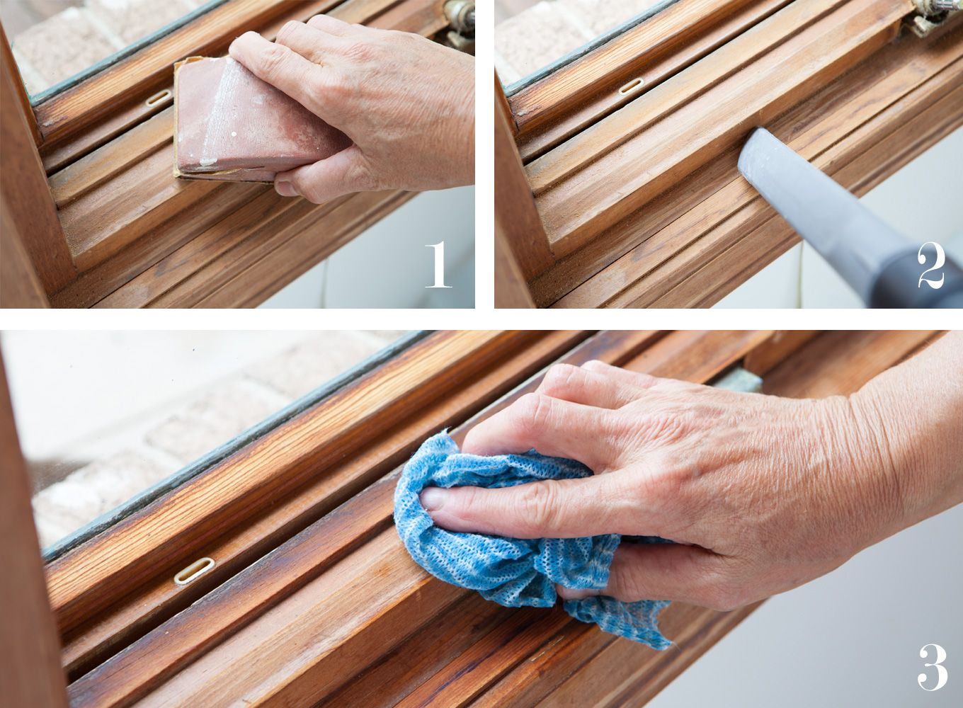 How to block stains prime and paint wood trim and more
