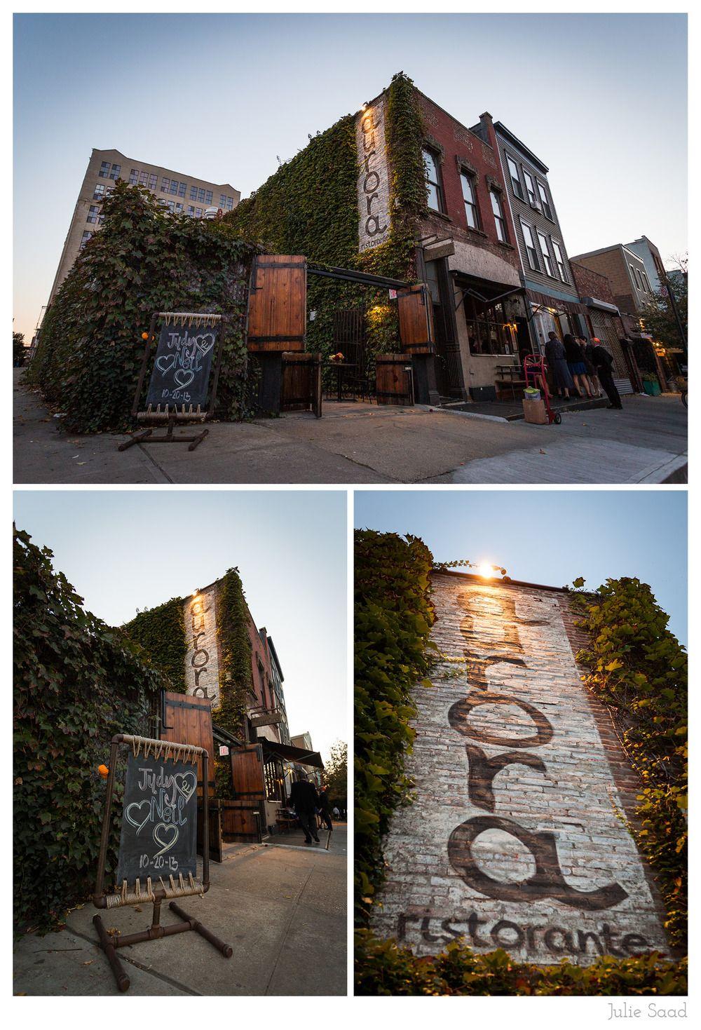 Wedding Venue Aurora in Williamsburg, Brooklyn (With