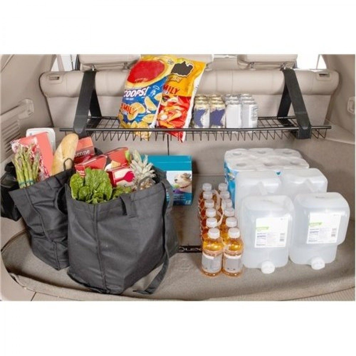 How To Organize Your Minivan So It S Functional And Stylish
