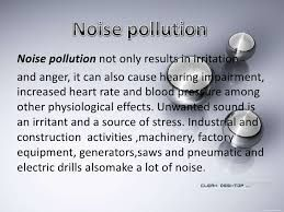 Image Result For Effects Of Noise Pollution On Environment  Facts  Image Result For Effects Of Noise Pollution On Environment Persuasive Essay Topics For High School Students also How To Write A Thesis Sentence For An Essay A Thesis For An Essay Should