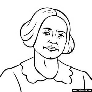 Susan B Anthony Coloring Sheets Yahoo Image Search Results