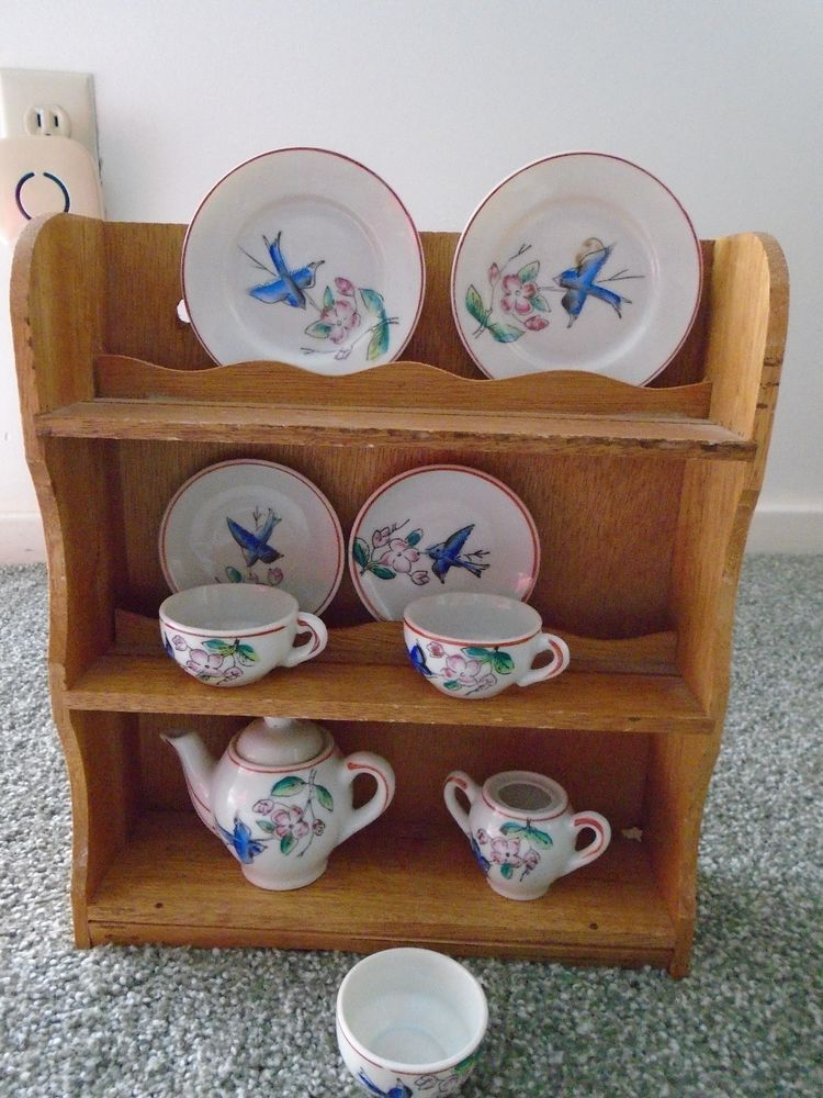 Pin on Children's Tea Sets, Dishes & Kitchen Play Items