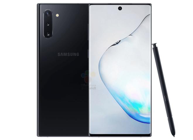 مواصفات جالاكسي نوت 10 بلس Galaxy Note10 Plus والمميزات والسعر Galaxy Note 10 Samsung Galaxy