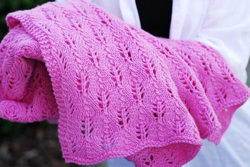 Bulky Yarn Baby Blanket Knitting Patterns   Blanket ...