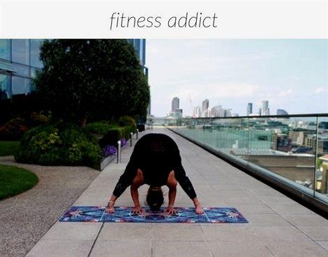 #fitness addict_11_20190503065428_52    #fitness blender 5 min warm-up routine, reddit headphones, o...