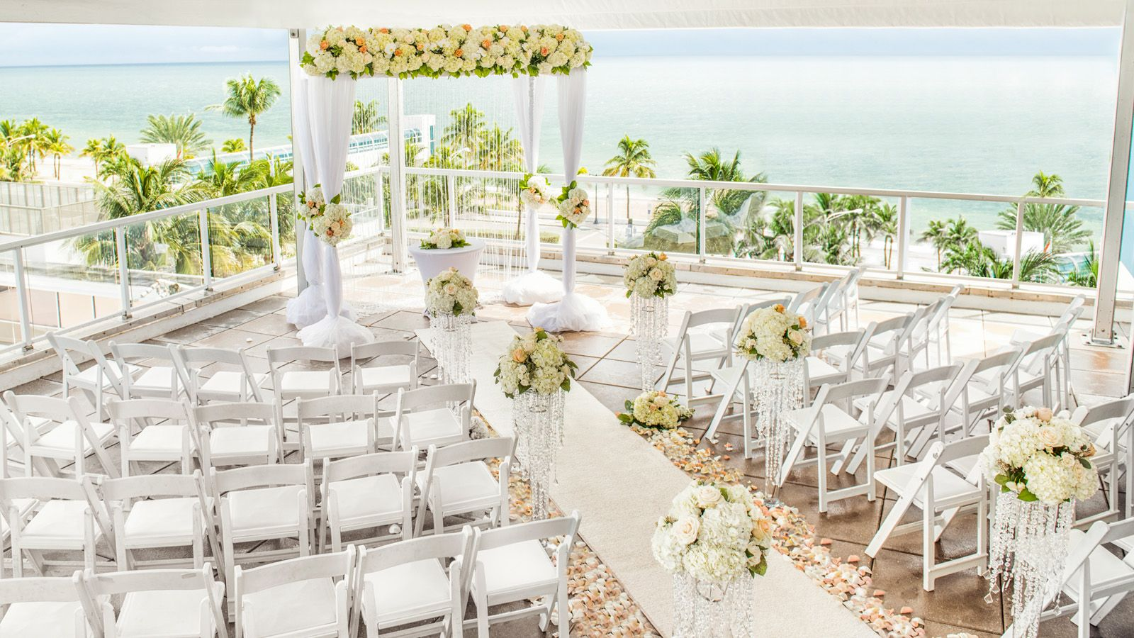 Wedding Venues In Fort Lauderale The Westin Fort Lauderdale Beach Resort Florida Wedding Venues Florida Beach Wedding Fort Lauderdale Beach Resort