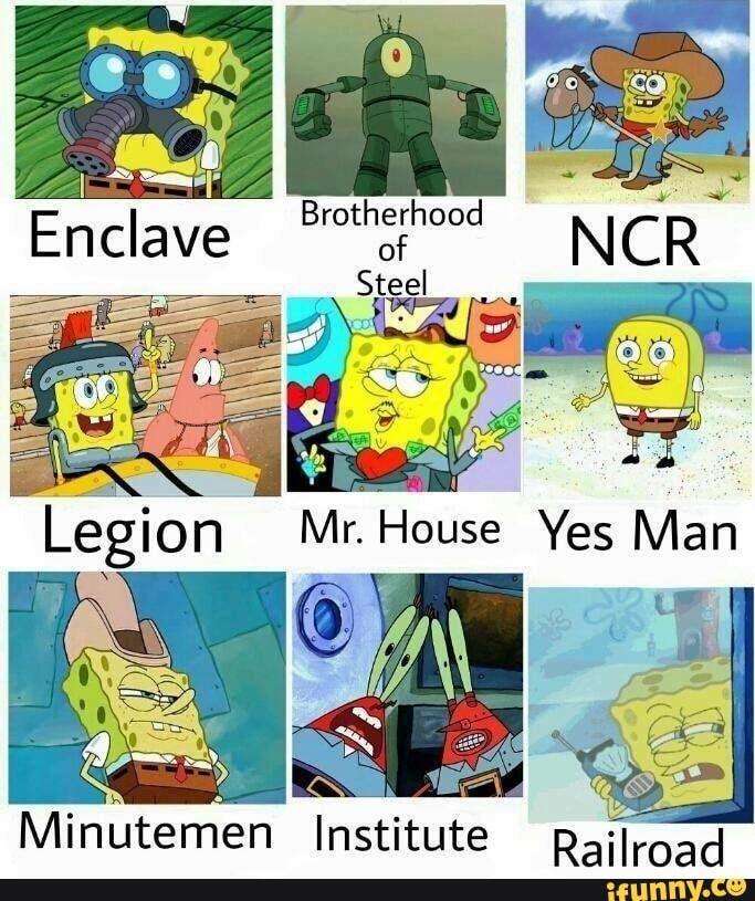 Enclave Meme
