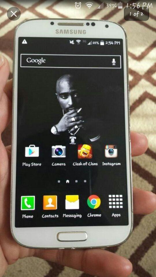 Verizon Samsung Galaxy S4 in Phoenix, AZ (sells for 3