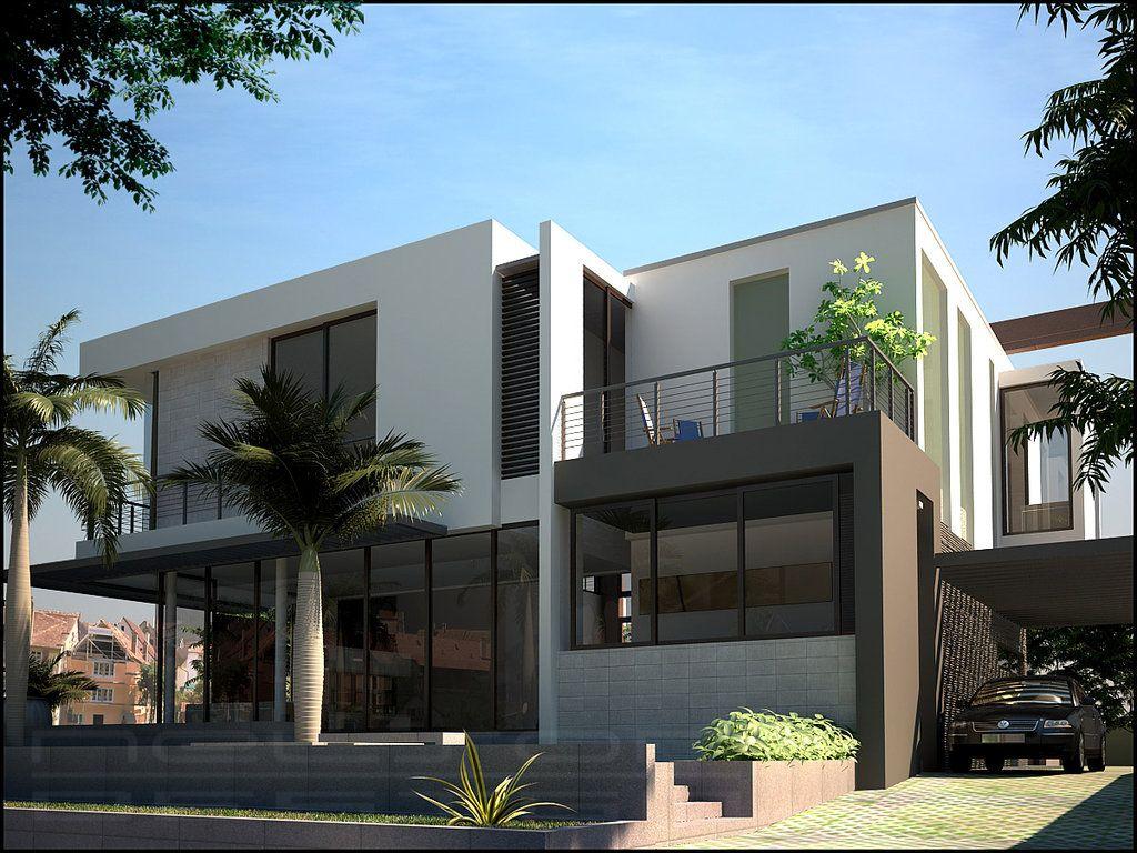 Exterior Design Art home exterior design with soft painting   inspiring architecture
