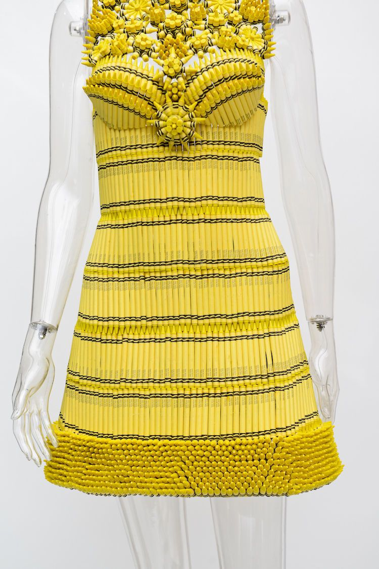 Crayon Constructed Couture Latest Fashion Design Fashion Fashion Design