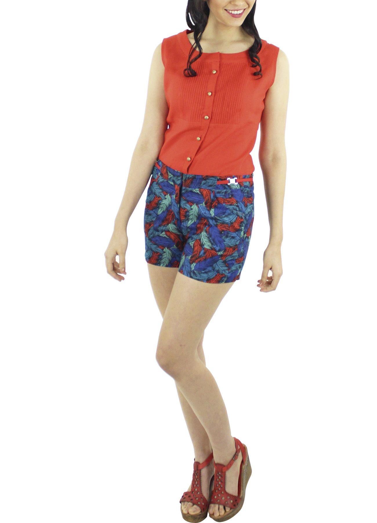 Blusa Morán #moda #lino #SS2015 www.abito.com.mx