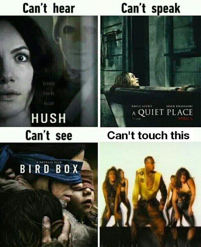 Bird Box Imgur Really Funny Memes Funny Relatable Memes Stupid Funny Memes