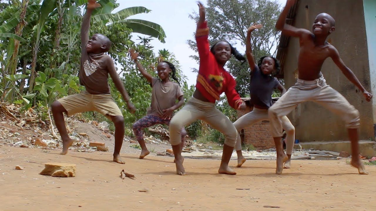 Pin on African Dances