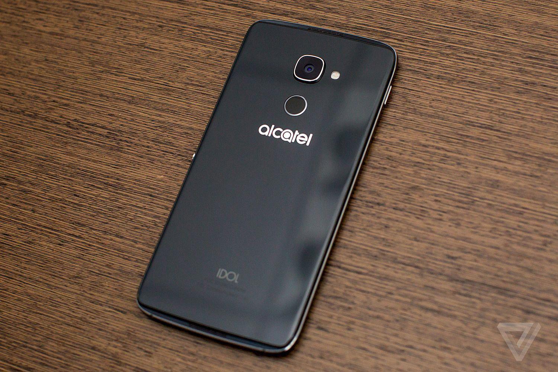 Alcatel Tetra Phone Case With Screen Protector Alcatel
