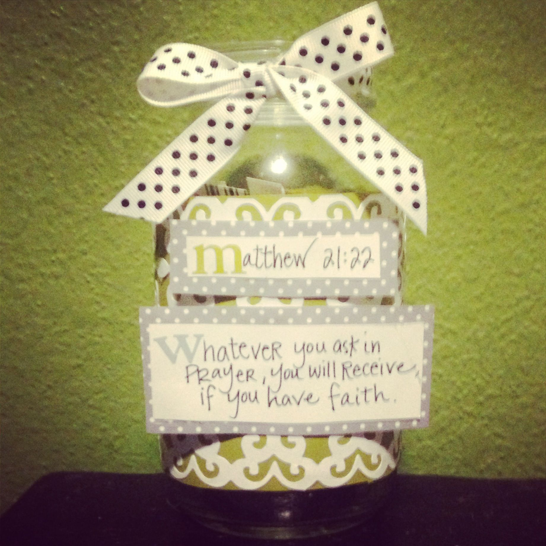 Love Finds You Quote: Best 25+ Prayer Jar Ideas On Pinterest