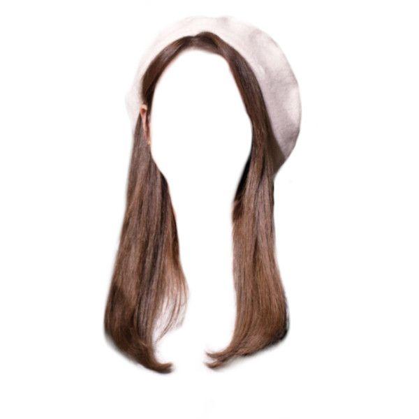 Tumblr Liked On Polyvore Featuring Hair Hair Photo Hair Illustration Hair