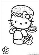 Hello Kitty Coloring Pages On Coloring Book Info Hello Kitty Colouring Pages Kitty Coloring Hello Kitty Coloring