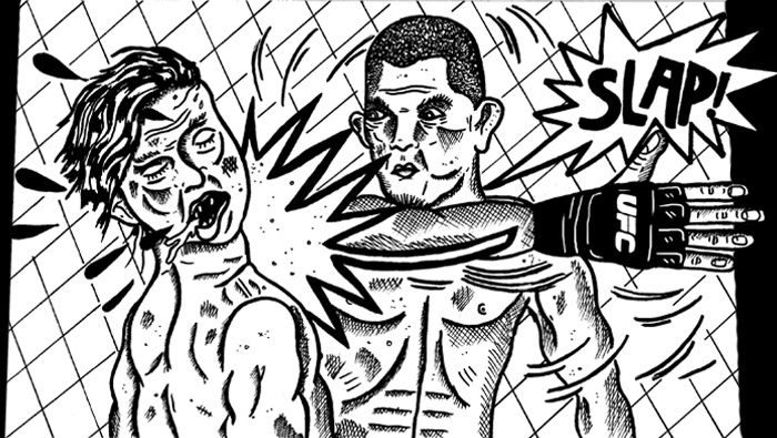 The Stockton Slap: Why Slapping Is the New Punching | FIGHTLAND