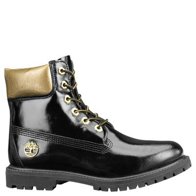 Timberland Women s Special Release Midnight Countdown Waterproof Boots  Black Patent Leather b6dfbc025