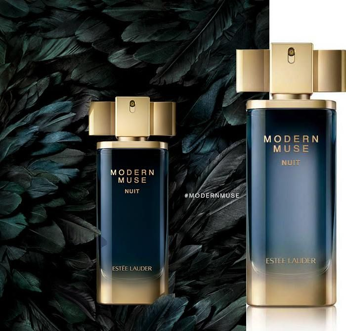 Estee Lauder Modern Muse Nuit Eau De Parfum Beauty Trends And Latest Makeup Collections Chic Profile Estee Lauder Modern Muse Perfume Estee Lauder