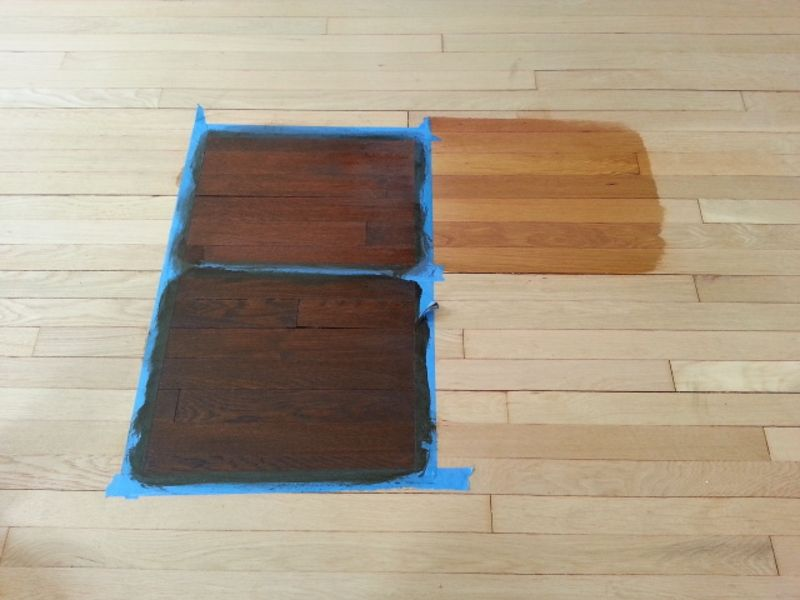 Stain Colors Refinishing Hardwood Floors Staining
