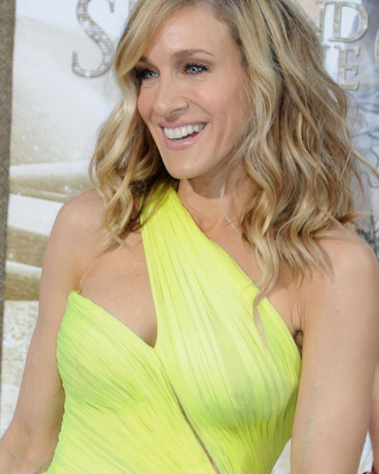 """""""Flawless  Sex And The City 2 premiere #sarahjessicaparker #carriebradshaw #sexandthecity #satc"""""""
