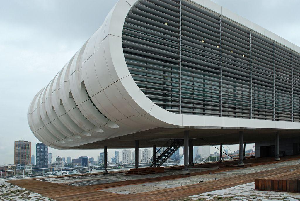 Las Palmas Rotterdam Architecture Cool Office Las Palmas