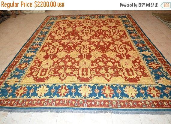 40% OFF SALE 364 by 274 CM Vintage Kazak Pattern by TEKKARUG