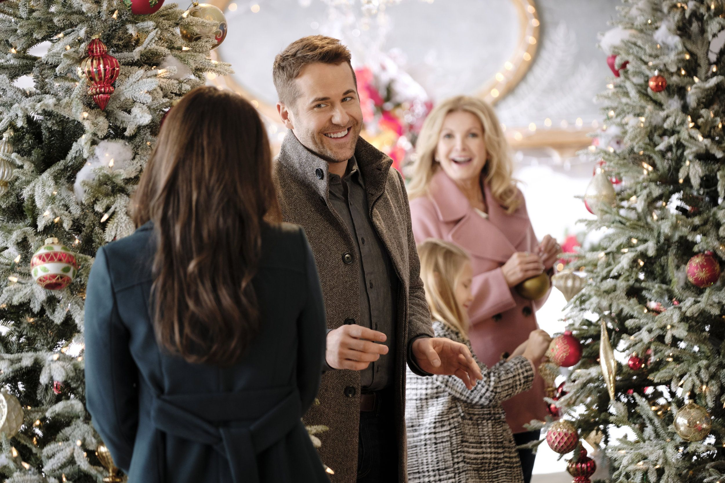 Check out photos from the Hallmark Channel, movie