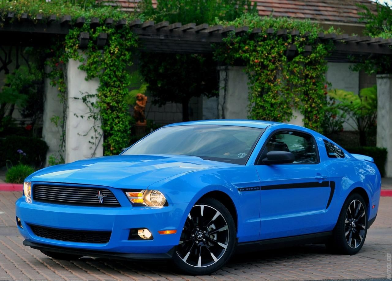 2011 Ford Mustang V6 2011 Ford Mustang Ford Mustang V6