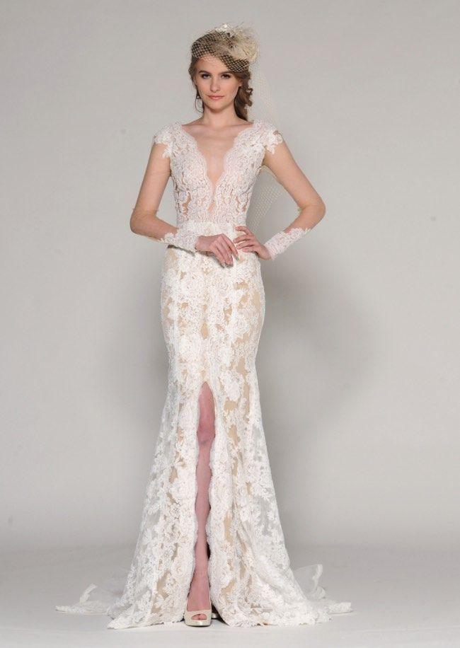 Elegant Eugenia Couture Wedding Dresses 2016