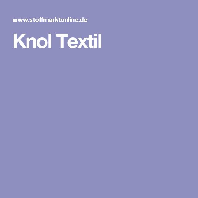 Knol Textil