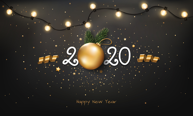 Browse And Get Stunning And Beautiful 2020 Free Stock Images And Happy New Year Wallpap Happy New Year Wallpaper Happy New Year Message Happy New Year Download