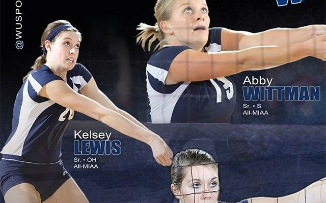 Washburn Volleyball Media Guide Now Online Check It Out Washburn University Washburn Athlete