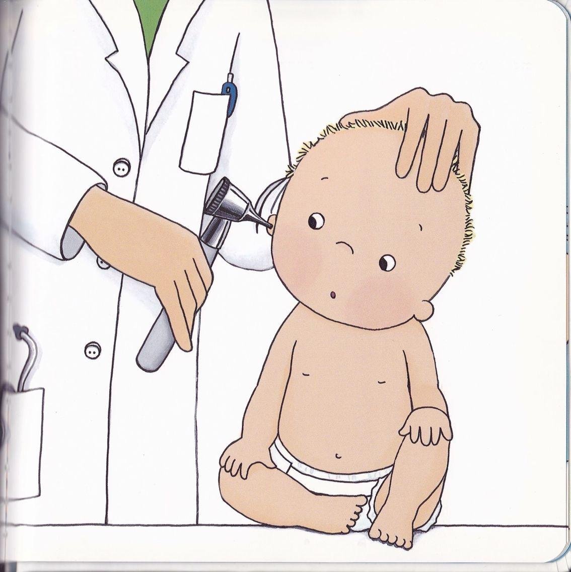 Kleine Leon Bij De Dokter Thema Activiteiten Kinderboeken