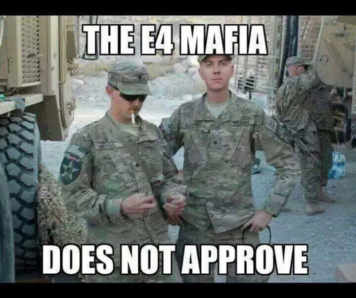 e4 in the army