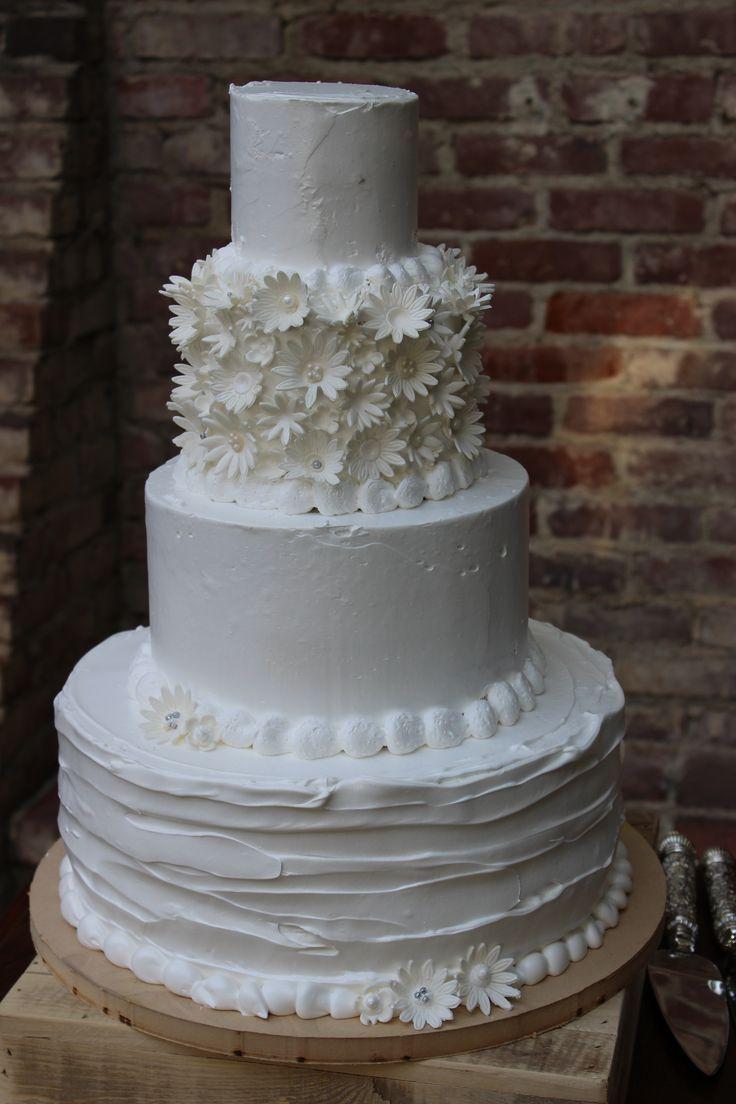 Image result for whipped cream wedding cakes | Cakes | Pinterest ...