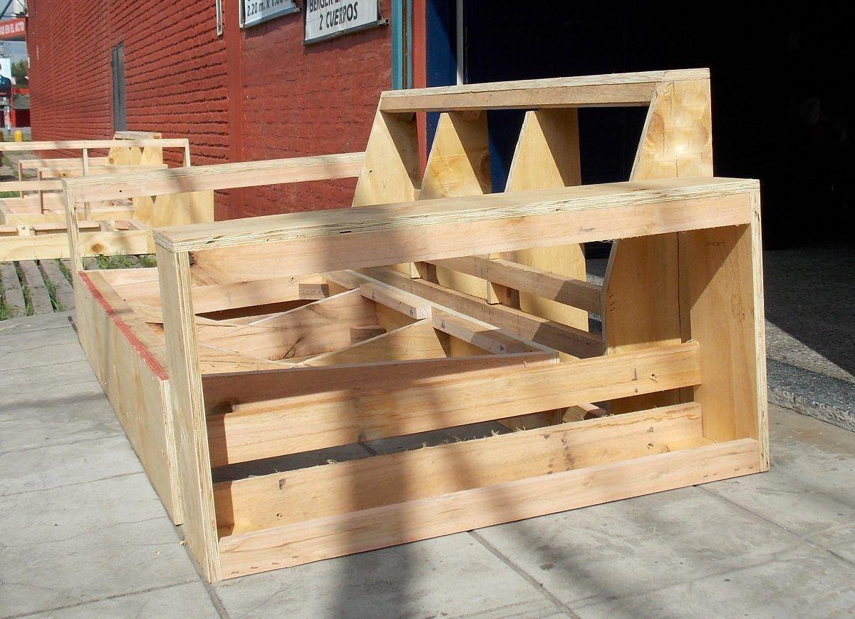 Estructura esqueleto de sill n calidad premiun sillas for Sillones de madera para sala