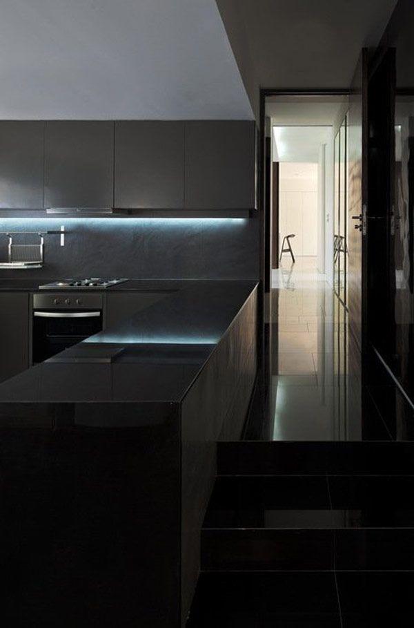 L Shaped Modern Family Home In Bangkok Thailand Yak01 House Http