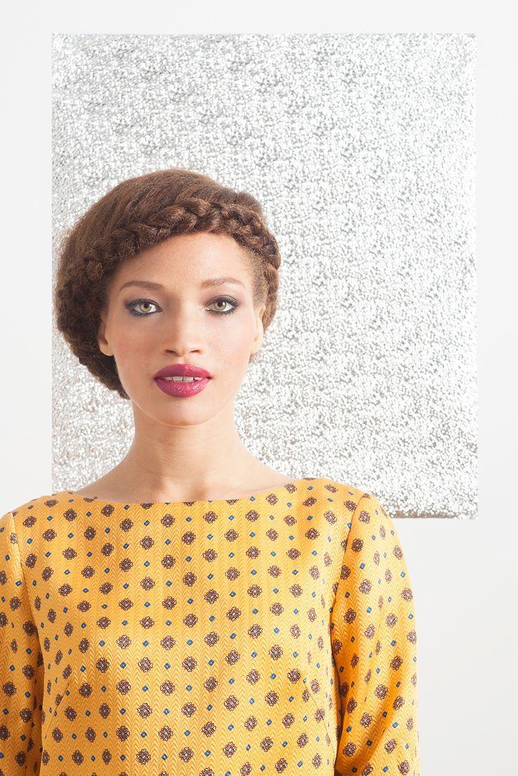 Coiffures afro 50 coupes inspirées pour cheveux crépus