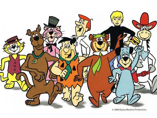 Cartoon network former shows