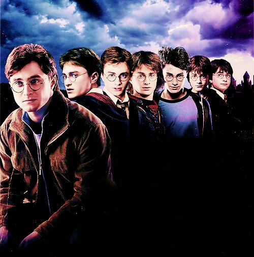Harry Potter Fan Art Our Dear Harry Through The Years Harry Potter Pictures Harry Potter Tumblr Harry Potter Actors