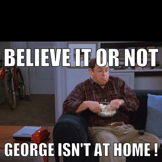 george answering machine song