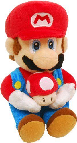 Amazon Com Official Nintendo Super Mario Galaxy Plush Toy 7
